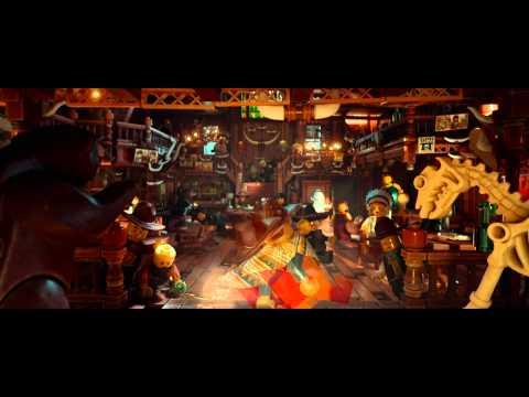 La LEGO Película - Spot #2