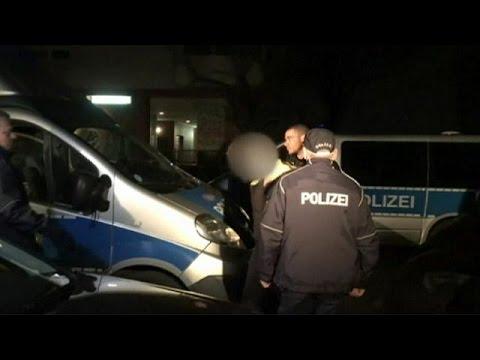 Αστυνομική επιχείρηση εναντίον των συμμοριών του Βερολίνου