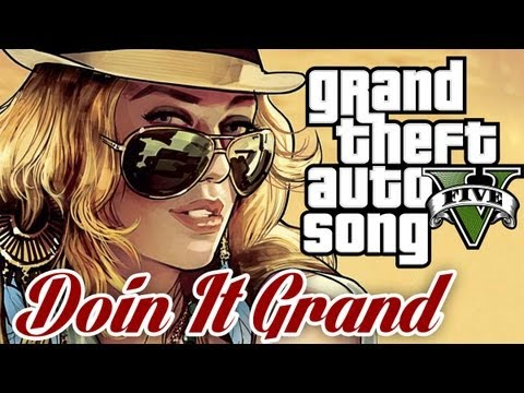 TryHardNinja - Download the song: http://tinyurl.com/lwtpe4b GTA 5 is coming! Here is the anthem. People involved: TryHardNinja - song writing, lyrics, vocals / singing / r...