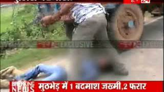 Bihar Live Encounter - News24 Exclusive