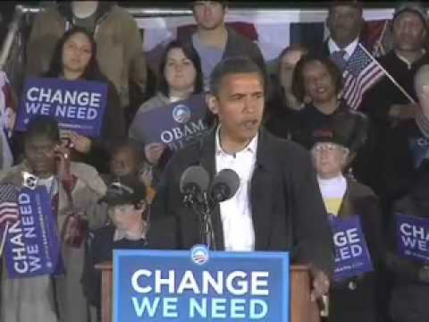 Barack Obama in Charlotte, NC