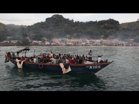 تنزانيا: اللاجئون البورنديون يُنقلون إلى بر الأمان