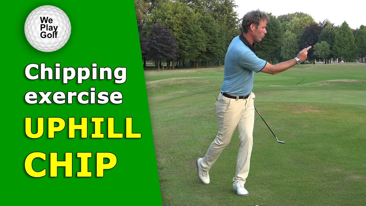 Uphill chip: train the correct weight distribution