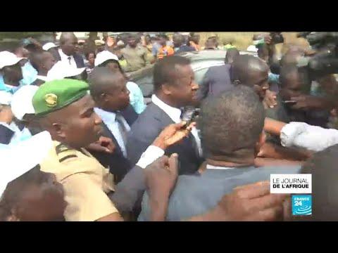 Présidentielle au Togo : sans surprise, Faure Gnassingbé investi candidat par son parti