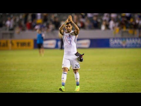 Video: A.J. DeLaGarza vs D.C. United | POSTGAME