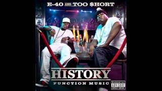 E-40 and Too $hort - Bout My Money (Feat. Jeremih and Turf Talk)