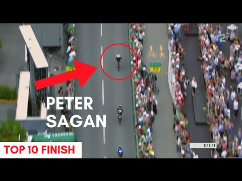 Peter Sagan | Top 10 Finish 2019