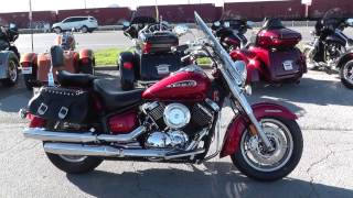 9. YAM115993 - 2009 Yamaha V Star 1100 Classic XVS11AWYG C - Used motorcycles for sale