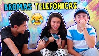 Video Bromas Telefónicas Extremas | DosogasTeam Kids MP3, 3GP, MP4, WEBM, AVI, FLV Juni 2018