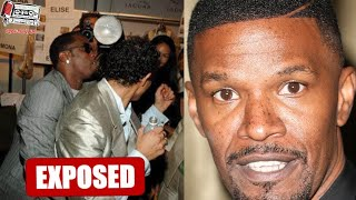 Video Jamie Foxx Opens Up About His Experience At Diddy's Private Party?!?! MP3, 3GP, MP4, WEBM, AVI, FLV April 2018