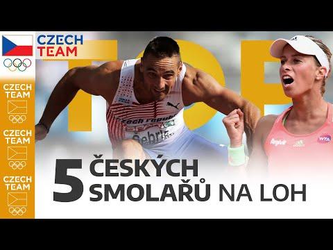 TOP: 5 českých smolařů na LOH