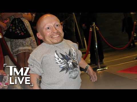 Verne Troyer: Suicidal Alcohol Abuse | TMZ Live