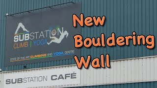 Substation Climbing Wall - The Climbing Nomads - Vlog 41 by The Climbing Nomads