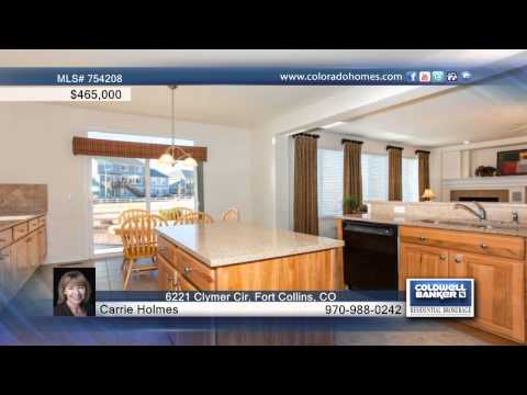 6221 Clymer Cir  Fort Collins, CO Homes for Sale | coloradohomes.com