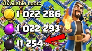 Video 11,000+ DARK ELIXIR in ONE RAID!  TH12 Farm to Max | Clash of Clans MP3, 3GP, MP4, WEBM, AVI, FLV Juni 2019