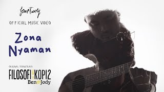 Video Fourtwnty - Zona Nyaman OST. Filosofi Kopi 2: Ben & Jody (Official Music Video) MP3, 3GP, MP4, WEBM, AVI, FLV Oktober 2018