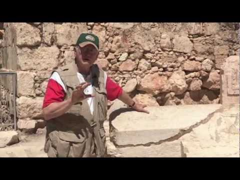 temple - Tour the Temple Mount in Jerusalem with Dr. David Reagan on the show Christ in Prophecy!