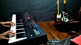Fatin Shidqia - Aku Memilih Setia (Piano Cover)