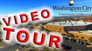Washington (UT) United States  City pictures : Washington City Communtiy Center video tour | Washington, Utah