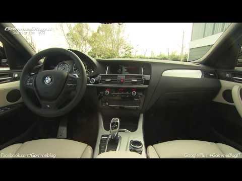 New 2014 BMW X4 35i NICE Interior Design HD