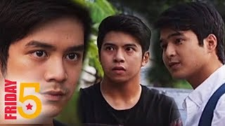 Video Friday 5: 5 confrontations scenes of Joseph, Enzo, Obet and Calvin that fired up the siblings war MP3, 3GP, MP4, WEBM, AVI, FLV Oktober 2018
