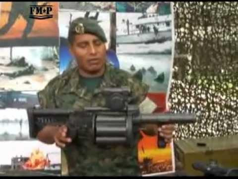 DOTACIONES DE ARMAMENTO Y SISTEMAS PARA EL COMBATIENTE DE LAS FFAA PERUANAS BATALLON DE COMANDOS MGP