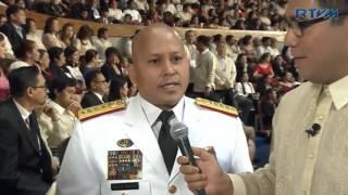 LIVE: President Rodrigo Duterte's First SONA