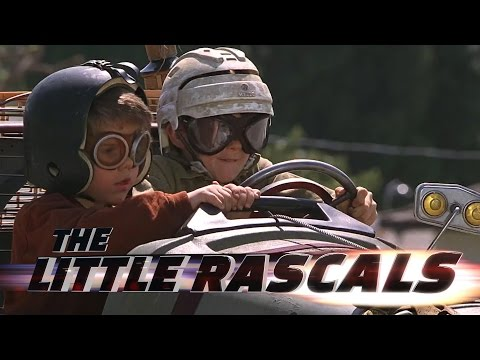 The Little Rascals Reimagined as Furious 7