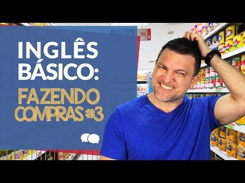 Aula de ingles Basico 3 - FAZENDO COMPRAS