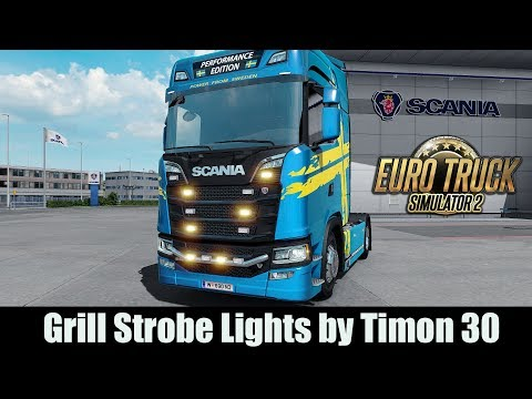 Strobe Lights for grill v1.2 1.30