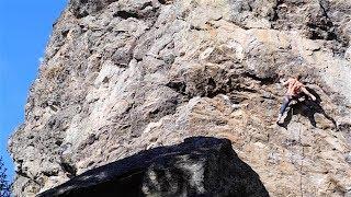 Mr. Wonderful 8a+ / 5.13c (Kaitersberg, Bavaria) | Uncut Ascent by Mani the Monkey