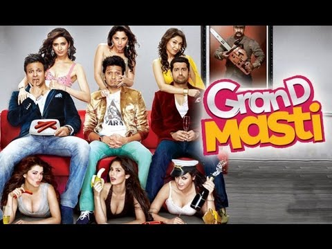 Video Grand Masti - Official Theatrical Trailer download in MP3, 3GP, MP4, WEBM, AVI, FLV January 2017