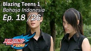 Blazing Teens 1 Ep. 18/26 Bahasa Indonesia Follow us at: https://www.instagram.com/agata.toys/ https://twitter.com/agatatoys.