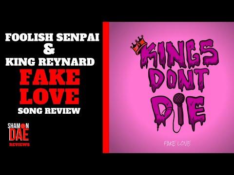 RIDE OR FLY! Foolish Senpai & King Reynard - (FAKE LOVE)