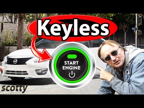 I agree with this guy on Why Keyless Cars Are Stupid