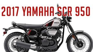 9. new upcoming 2017 Yamaha SCR 950 review