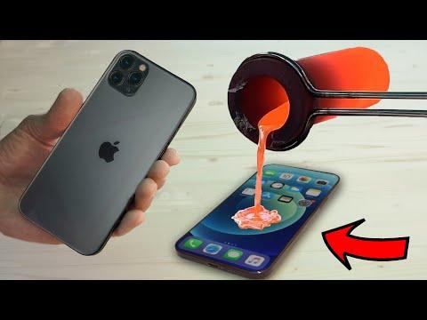 LAVA vs iPHONE 12 PRO MAX