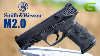 Check out the full review for the Smith and Wesson M2.0 handgun on Guns.com - http://www.guns.com/review/gun-review-smith-wesson-m2-0-semi-automatic-handgun-in-9mm-40-sw-video/
