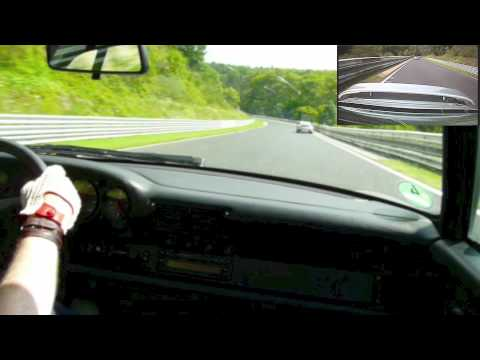 How to drive the Nordschleife safely- full guided lap with Porsche Sport Driving School- 993 4S