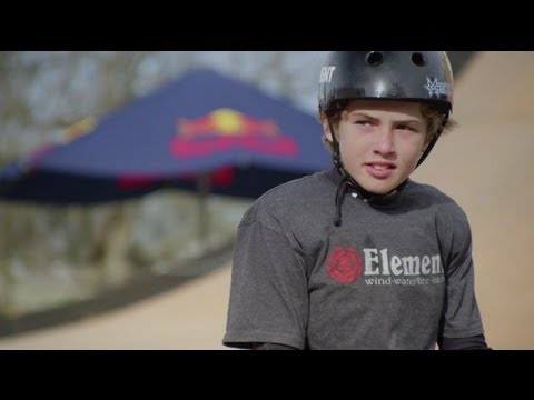 1080 - 12-year old Tom Schaar lands the first ever 1080 while skating the MegaRamp at Woodward West in Tehachapi, CA. http://redbullusa.com Subscribe: http://www.yo...