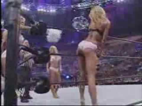 Los culos de las divas de la WWE