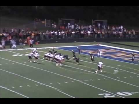 Connor Cook 2009 High School Highlights video.