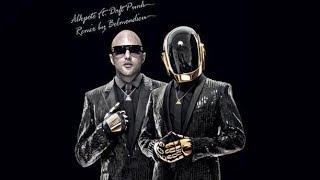 Alkpote feat Daft Punk & Jones Cruipy - Fantomas ( Belmondieu Remix)