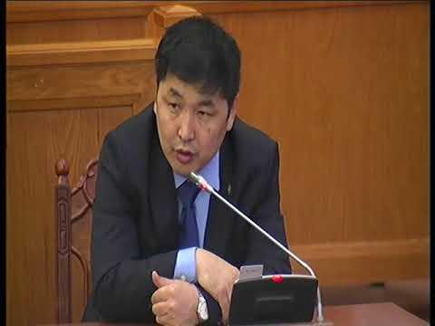 Монгол Улсын Их Хурлын тухай хуульд өөрчлөлт оруулах асуудлыг хэлэлцлээ