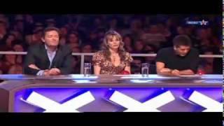 Andrew Johnston on Britain's Got Talent 2009 EXCLUSIVE Simon Cowell Amanda cried
