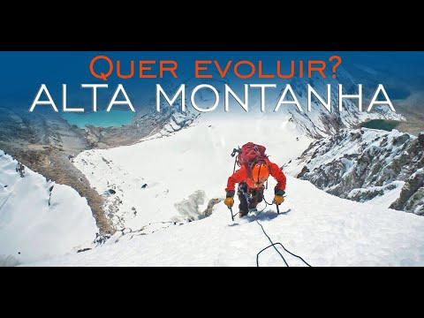 DICAS PARA EVOLUÇÃO EM ALTA MONTANHA - BATE PAPO COM FREDDY DUCLERC