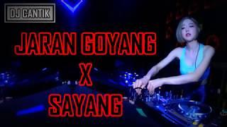 DJ SODA JARAN GOYANG VS SAYANG VIA VALLEN 2017