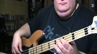 Nightwish I Want My Tears Back Bass Cover