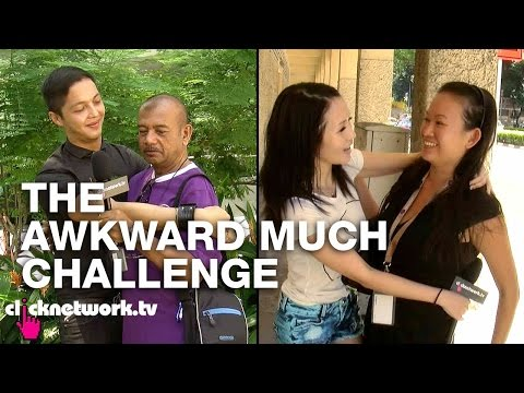 The Awkward Much Challenge - Chick vs. Dick: EP87 (видео)