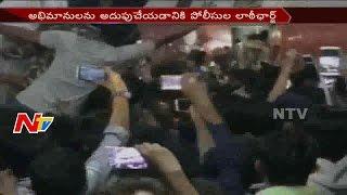stampede at shah rukh khan s raees movie promotion 1 passed away ntv
